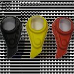 Primární kryt (dlouhý, krátký), barva: modrá, černá, žlutá, červená